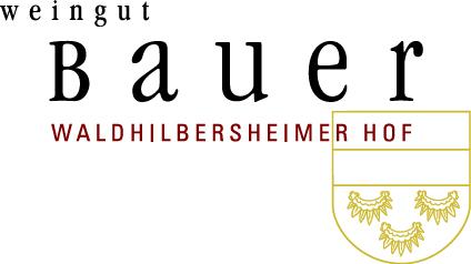 Weingut Bauer-Logo